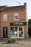 Außenansicht der Boutique Cocon