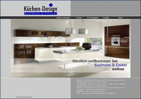 Internetauftritt Kaufmann & Fischer