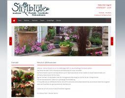 Die Internetseite von Sti(e)lblüte